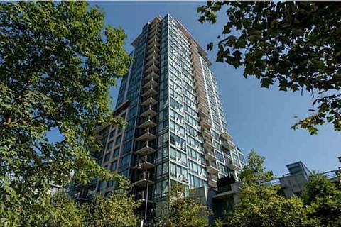 Apartment for rent at 590 Nicola St Unit 2001 Downtown British Columbia - MLS: R2357799