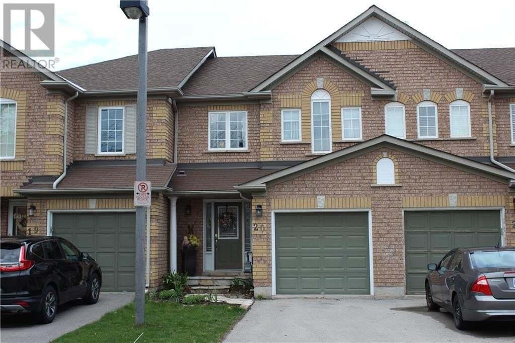 Townhouse for sale at 2001 Atkinson Dr Burlington Ontario - MLS: 30804865