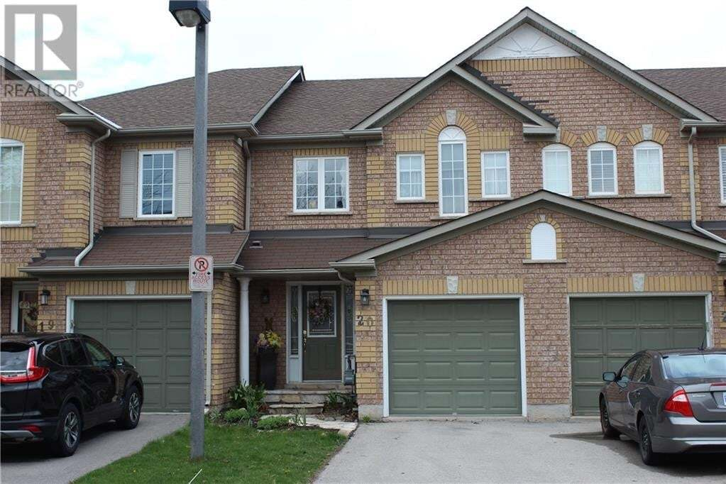 Townhouse for sale at 2001 Atkinson Dr Burlington Ontario - MLS: 30811770