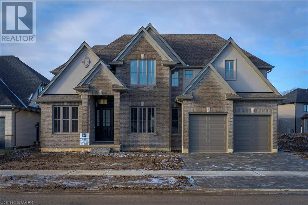 House for sale at 2001 Canvas Wy London Ontario - MLS: 239825