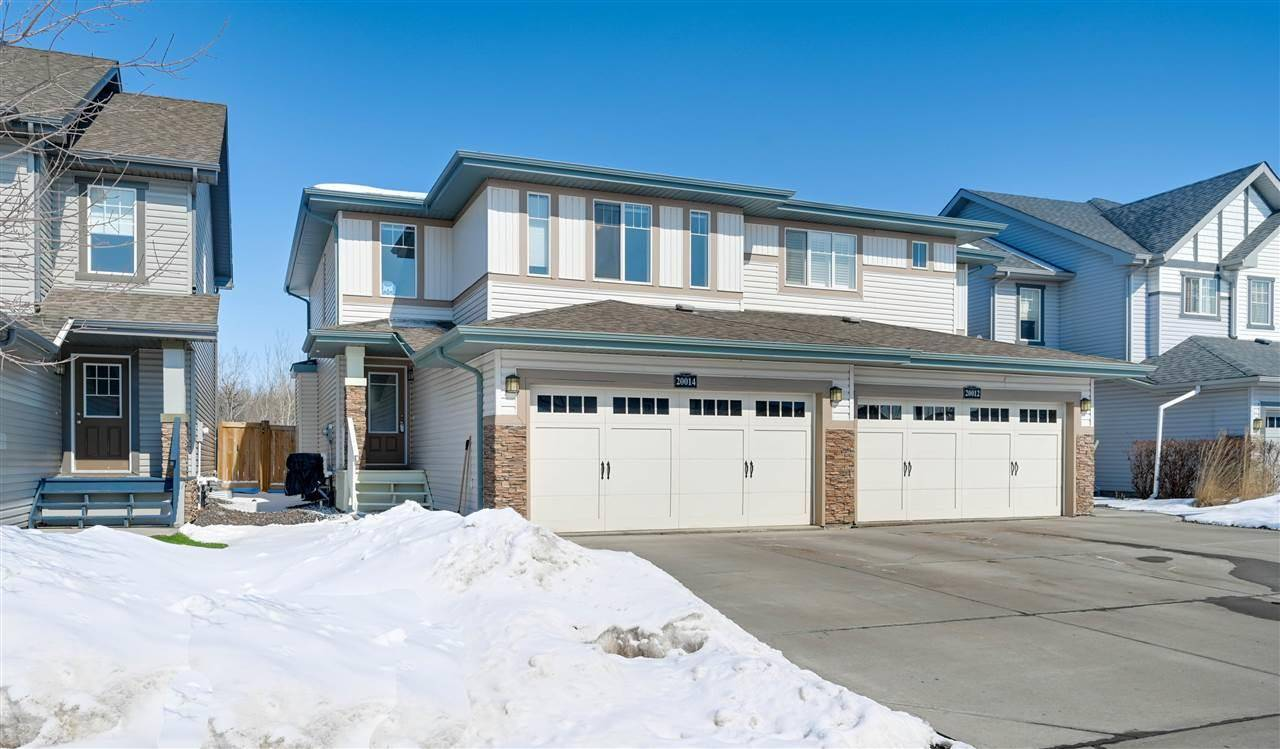Townhouse for sale at 20014 131 Ave Nw Edmonton Alberta - MLS: E4193636