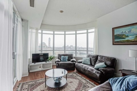 Apartment for rent at 310 Burnhamthorpe Rd Unit 2002 Mississauga Ontario - MLS: W4966425