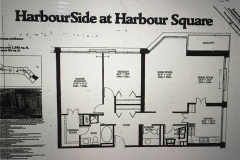 Apartment for rent at 65 Harbour Sq Unit 2002 Toronto Ontario - MLS: C4669884