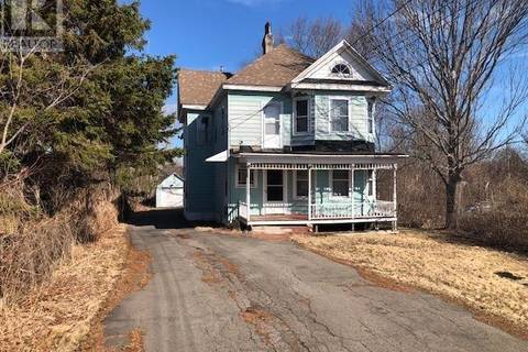 House for sale at 2002 Church St Westville Nova Scotia - MLS: 201827694