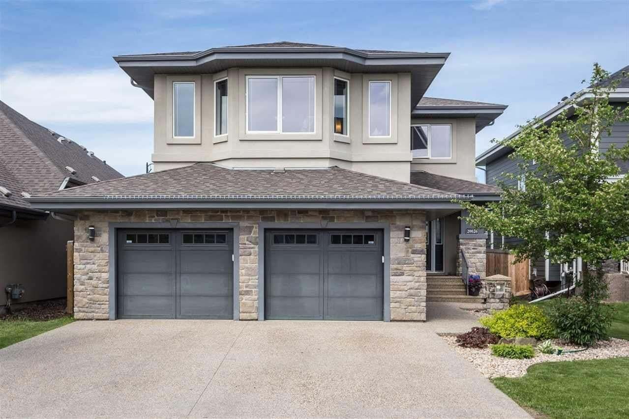 House for sale at 20026 128a Av NW Edmonton Alberta - MLS: E4201741