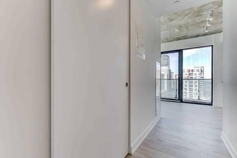 Apartment for rent at 161 Roehampton Ave Unit 2003 Toronto Ontario - MLS: C4672326