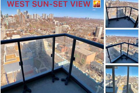 Apartment for rent at 251 Jarvis St Unit 2003 Toronto Ontario - MLS: C4736839