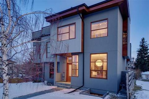 Townhouse for sale at 2003 27 Ave Southwest Calgary Alberta - MLS: C4287563