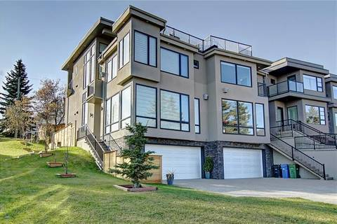Townhouse for sale at 2003 28 Ave Southwest Calgary Alberta - MLS: C4288804