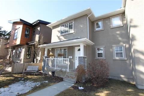 Townhouse for sale at 2003 32 St Southwest Calgary Alberta - MLS: C4226088