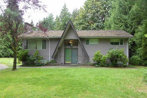 House for sale at 2003 East Rd Anmore British Columbia - MLS: R2406913