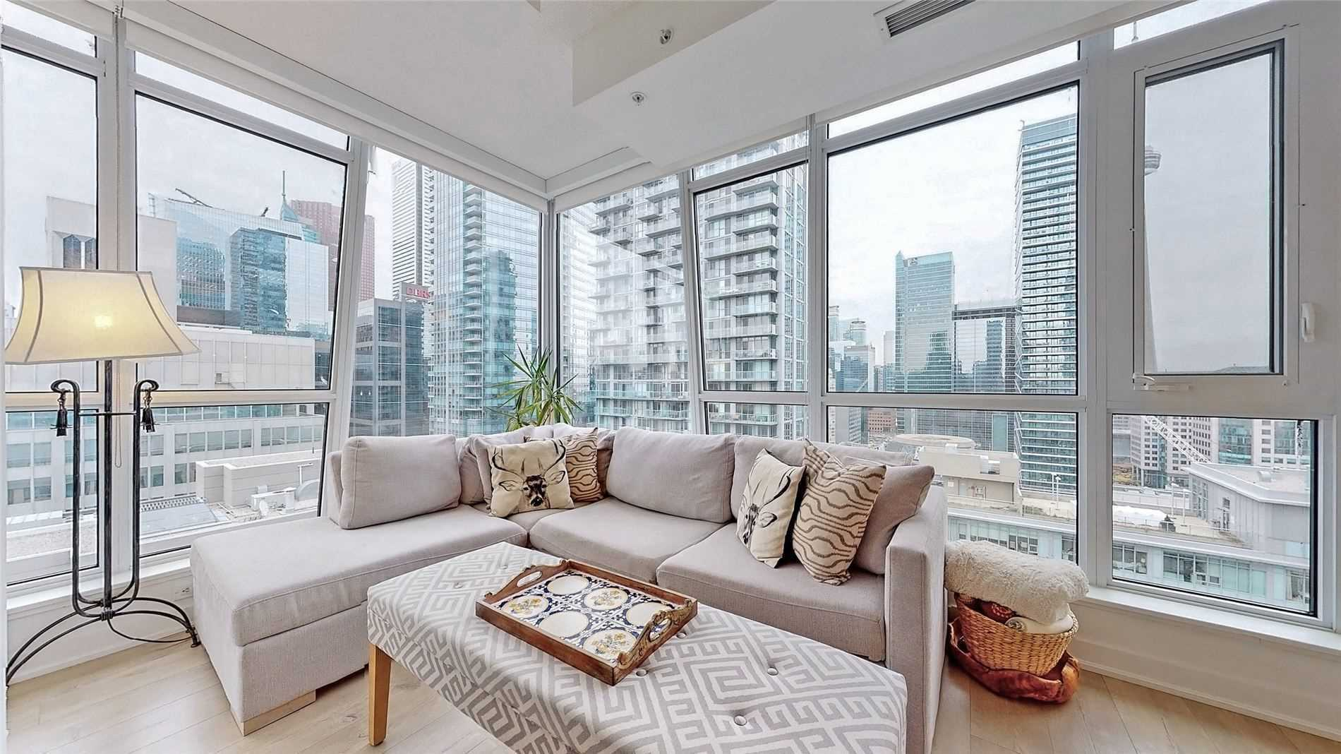 For Rent: 2004 - 199 Richmond Street West, Toronto, ON | 2 Bed, 2 Bath Condo for $2450.00. See 31 photos!
