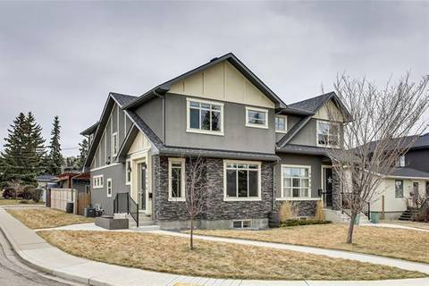 Townhouse for sale at 2004 49 St Northwest Calgary Alberta - MLS: C4294235