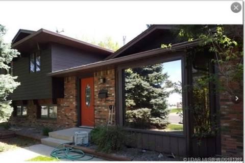 House for sale at 2005 16 St Lethbridge Alberta - MLS: LD0181387