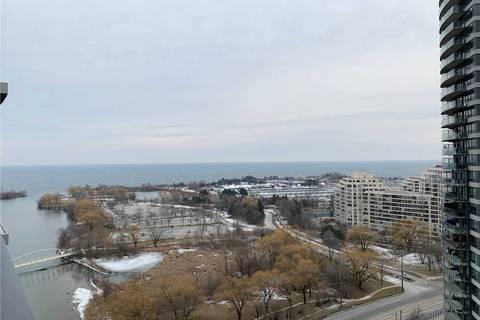 Apartment for rent at 2212 Lakeshore Blvd Unit 2005 Toronto Ontario - MLS: W4691686
