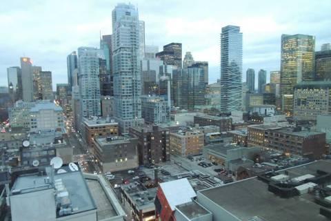 Apartment for rent at 318 Richmond St Unit 2005 Toronto Ontario - MLS: C4625960