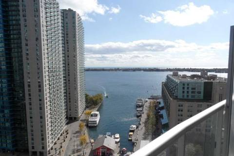 Apartment for rent at 8 York St Toronto Ontario - MLS: C4607785