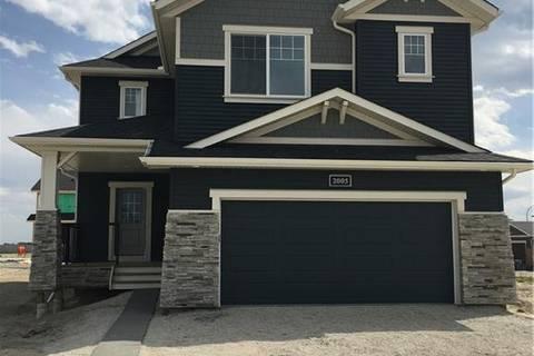 House for sale at 2005 Ravensdun Cres Se Ravenswood, Airdrie Alberta - MLS: C4218523