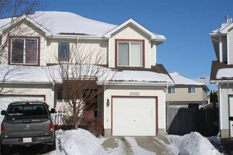 Townhouse for sale at 20052 54a Ave Nw Edmonton Alberta - MLS: E4145829