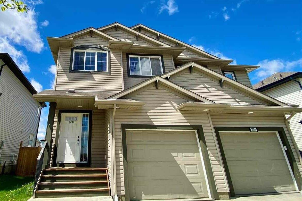 Townhouse for sale at 2006 118 St SW Edmonton Alberta - MLS: E4205122