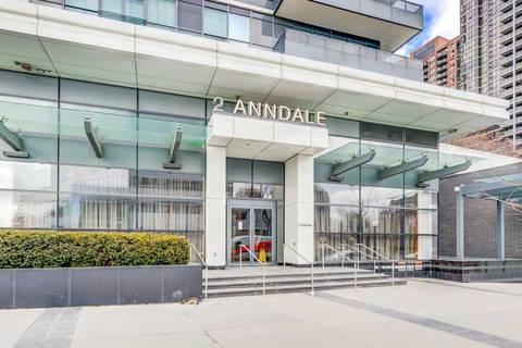 Apartment for rent at 2 Anndale Dr Unit 2006 Toronto Ontario - MLS: C4727303