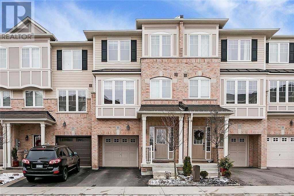 Townhouse for rent at 2006 Trawden Wy Oakville Ontario - MLS: 30811326