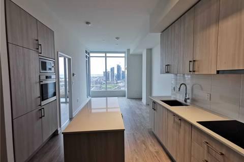 Apartment for rent at 27 Bathurst St Unit 2006W Toronto Ontario - MLS: C4649151