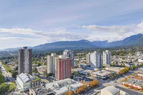 Condo for sale at 125 14th St E Unit 2007 North Vancouver British Columbia - MLS: R2347806