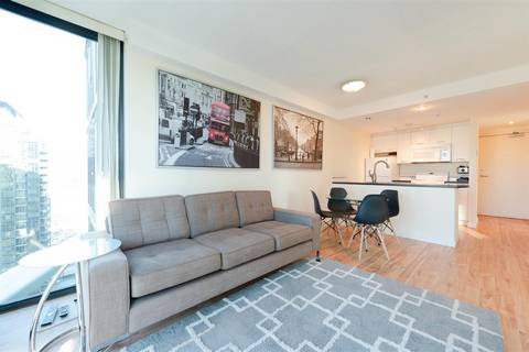 Condo for sale at 1331 Georgia St W Unit 2007 Vancouver British Columbia - MLS: R2342234