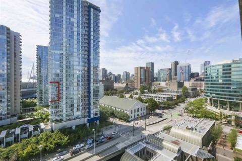 Condo for sale at 188 Keefer Pl Unit 2007 Vancouver British Columbia - MLS: R2389151