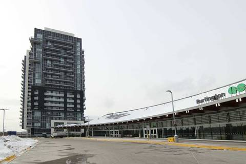 Apartment for rent at 2081 Fairview St Unit 2007 Burlington Ontario - MLS: W4639581