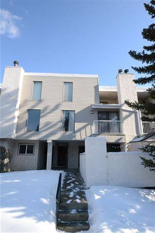 Townhouse for sale at 3500 Varsity Dr Northwest Unit 2007 Calgary Alberta - MLS: C4292226