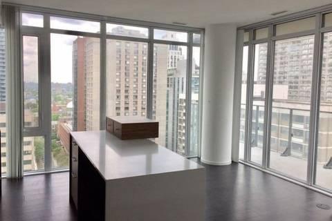 Apartment for rent at 75 St Nicholas St Unit 2007 Toronto Ontario - MLS: C4551202