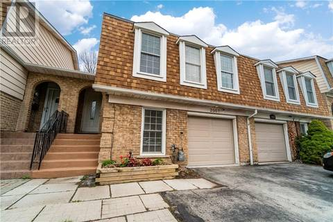Townhouse for sale at 2007 Amherst Heights Dr Burlington Ontario - MLS: 30730897
