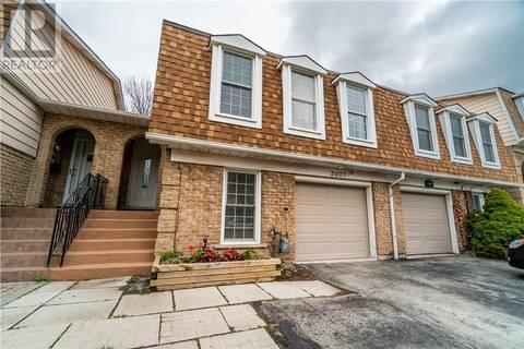 Townhouse for sale at 2007 Amherst Heights Dr Burlington Ontario - MLS: 30737850
