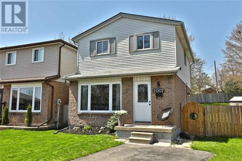 House for sale at 2007 Canning Ct Burlington Ontario - MLS: 30732842