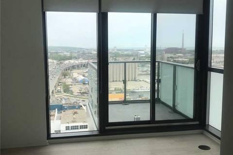 Apartment for rent at 16 Bonnycastle St Unit 2008 Toronto Ontario - MLS: C4498191