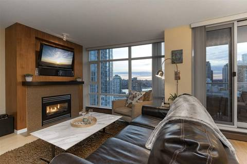 Condo for sale at 198 Aquarius Me Unit 2008 Vancouver British Columbia - MLS: R2369563