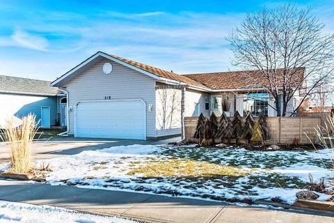 House for sale at 2008 29 Ave Nanton Alberta - MLS: C4282797