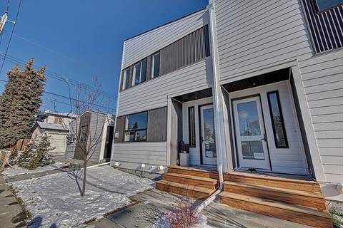 Townhouse for sale at 2008 4 St Northwest Calgary Alberta - MLS: C4275090