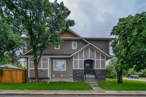 Townhouse for sale at 2008 43 St Northwest Calgary Alberta - MLS: C4256961