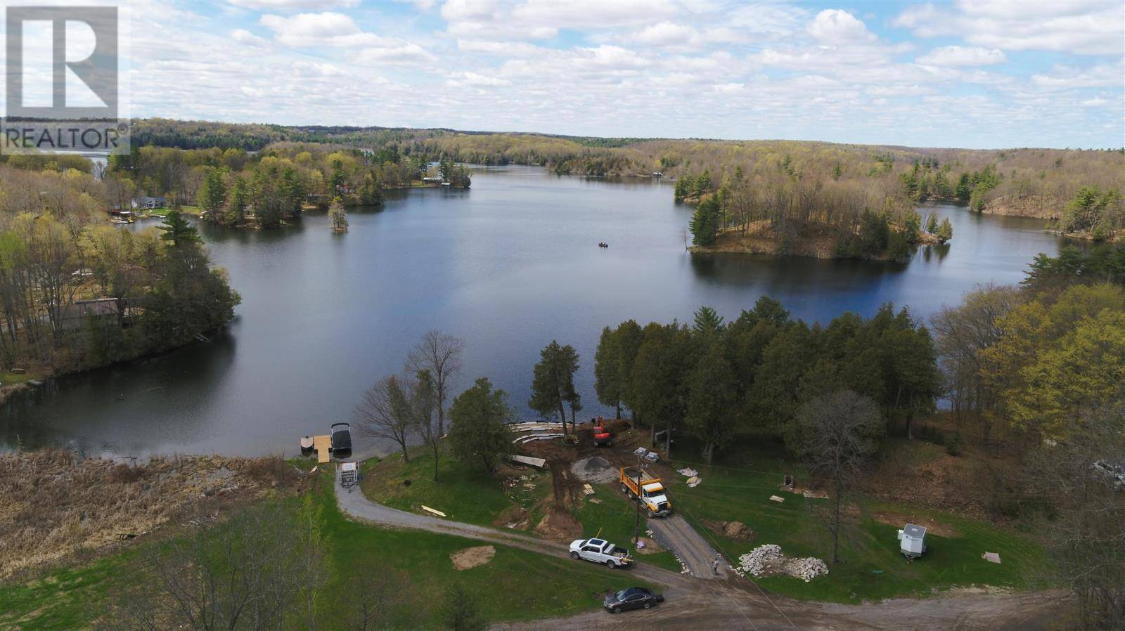 House for sale at 2008 Eel Bay Rd South Frontenac Ontario - MLS: K19005346