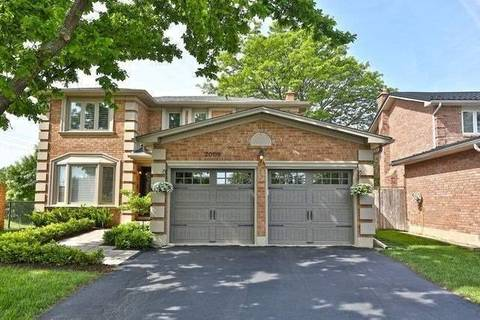House for sale at 2008 Elm Rd Oakville Ontario - MLS: W4540224