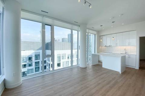 Apartment for rent at 27 Bathurst St Unit 2008W Toronto Ontario - MLS: C4704592