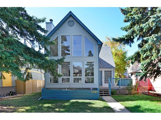 For Sale: 2009 24a Street Southwest, Calgary, AB | 3 Bed, 2 Bath House for $774,900. See 40 photos!