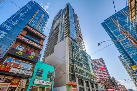 Apartment for rent at 375 King St Unit 2009 Toronto Ontario - MLS: C4731269
