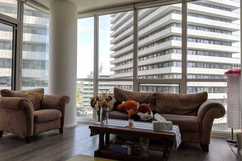 Apartment for rent at 45 Charles St Unit 2009 Toronto Ontario - MLS: C4516766