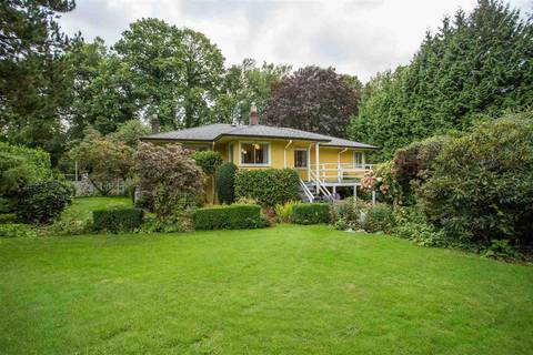 House for sale at 2009 18th Ave W Vancouver British Columbia - MLS: R2432330