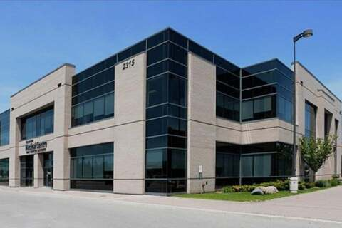 Commercial property for lease at 2315 Bristol Circ Apartment 200E Oakville Ontario - MLS: W4700235