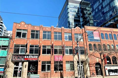 Commercial property for lease at 626 King St Apartment 201-02 Toronto Ontario - MLS: C4693391